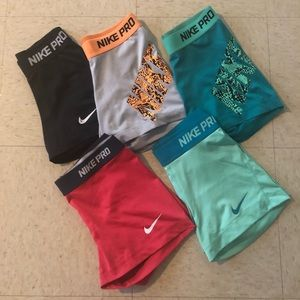Spandex bundle